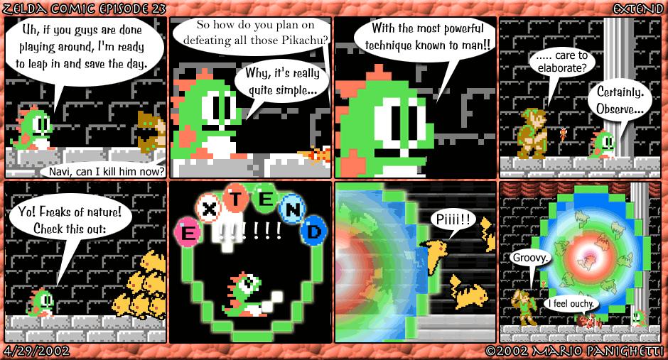 Episode 23: EXTEND