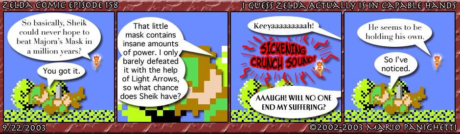 Episode 158: I Guess Zelda Actually Is In Capable Hands