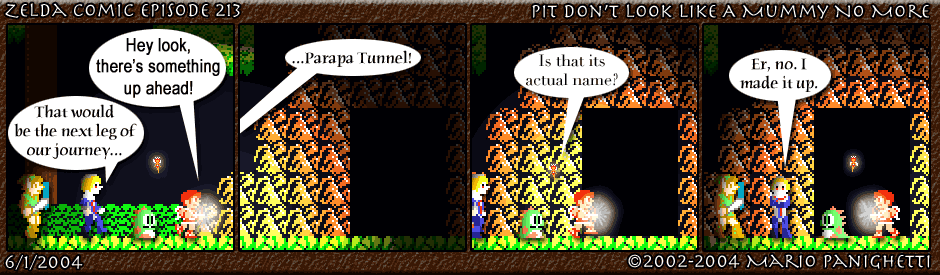 Episode 213: Pit Don't Look Like A Mummy No More