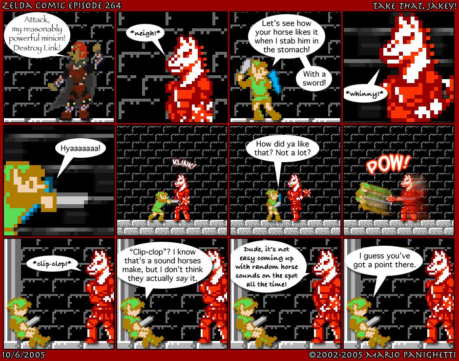 Episode 264: Take That, Jakey!