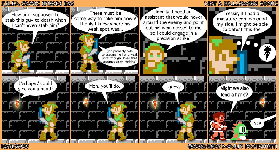 Episode 266: Not A Halloween Comic