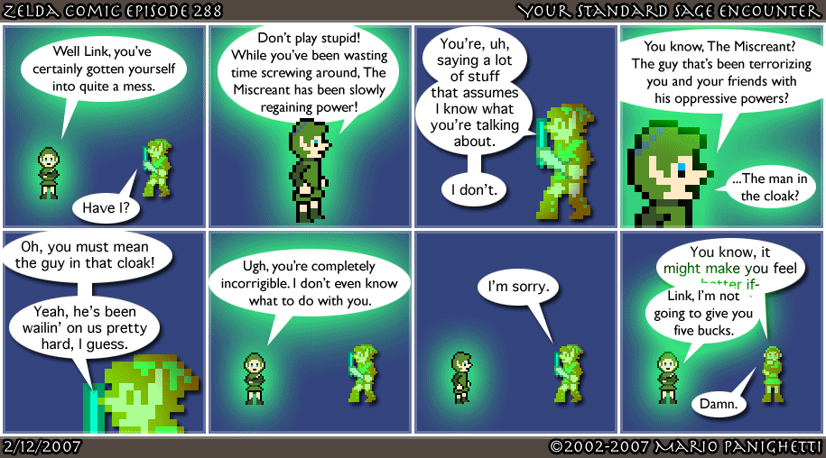 Episode 288: Your Standard Sage Encounter
